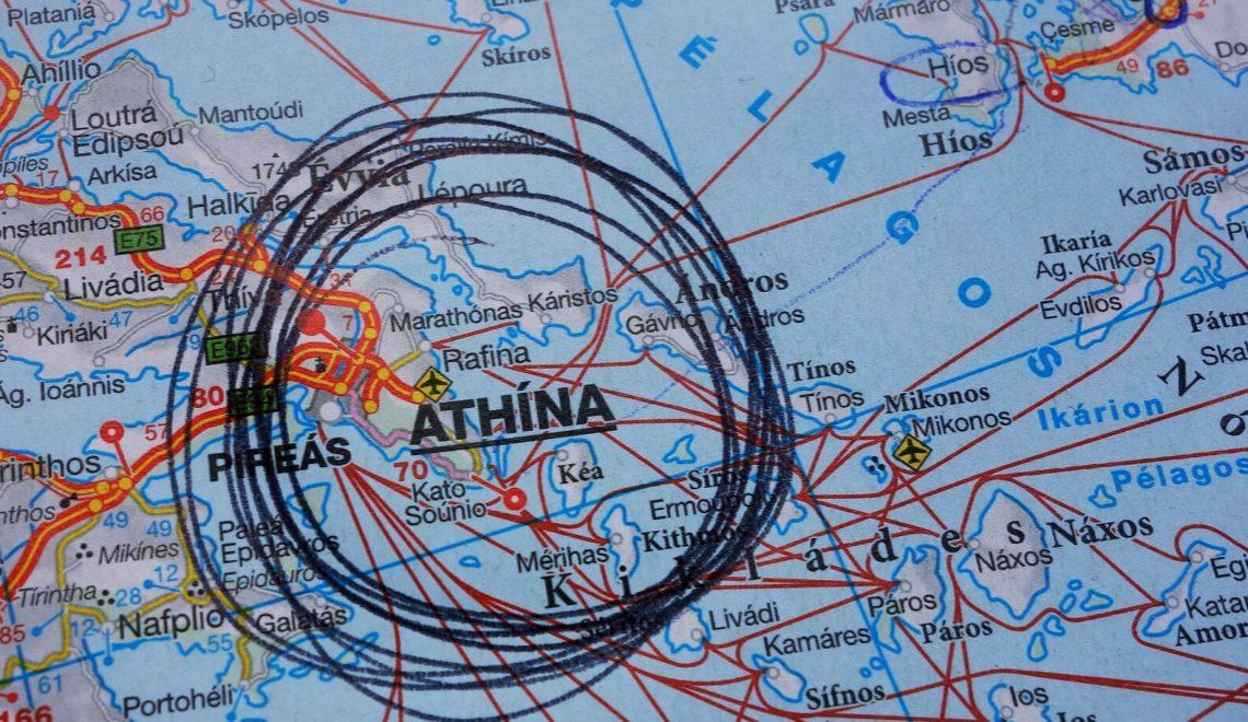 In 40 Tagen nach Athen – Ein Versuch