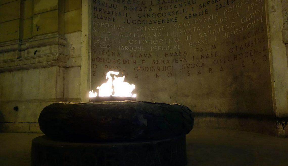Wenn Worte fehlen – Ein Weg nach Sarajevo