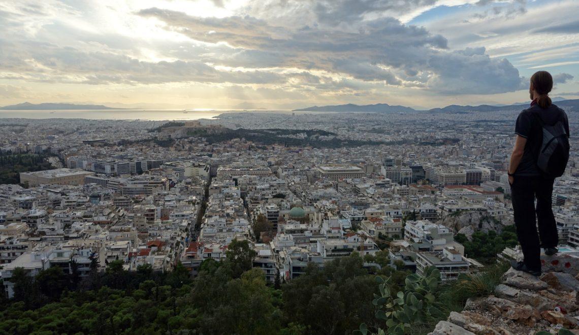 Anders als Geplant – Bekenntnis in Athen